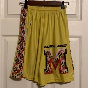 Fit 2 Win Maryland Shorts Men's Size Small